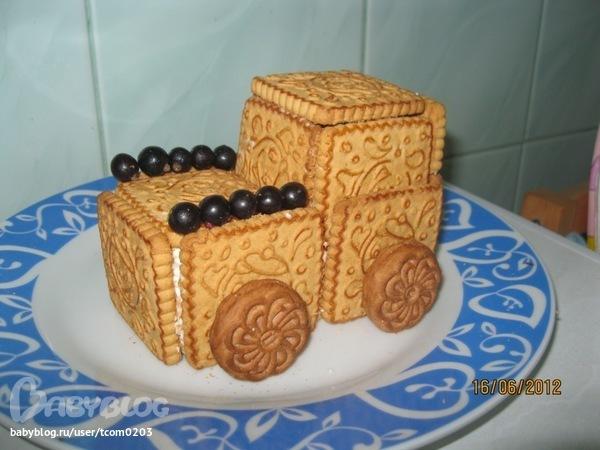 Тортик из конфет мастер класс пошагово