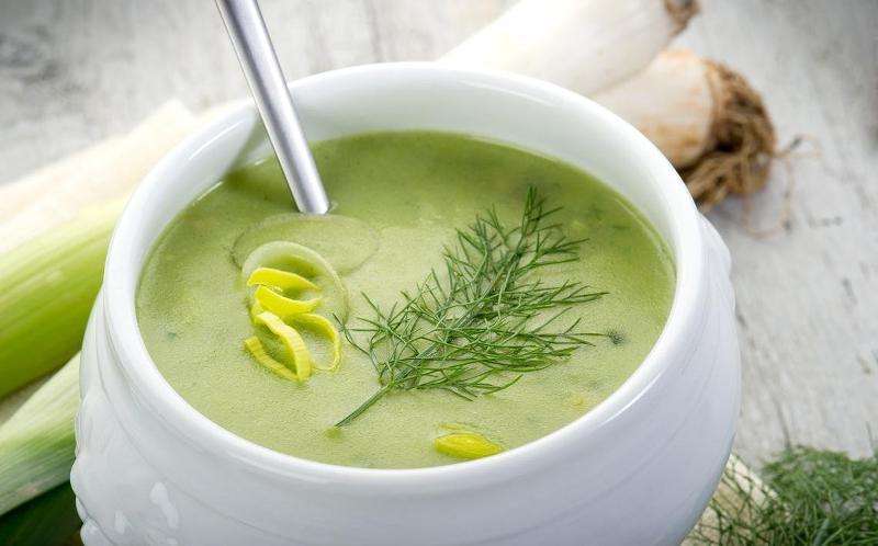 Как похудеть на супе из сельдерея
