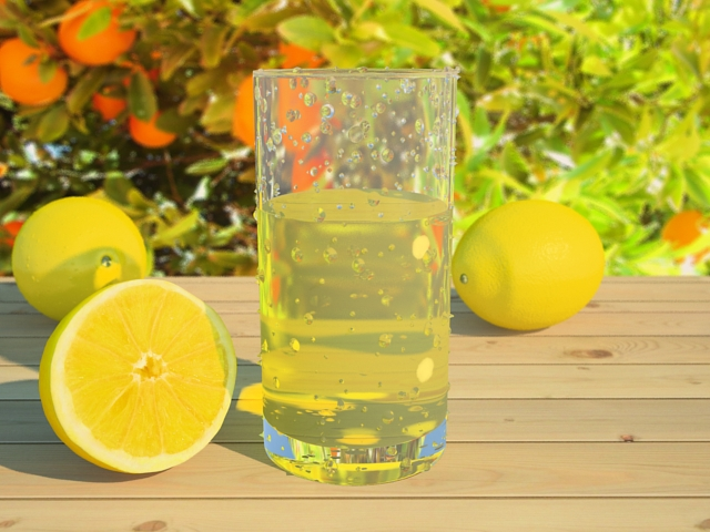 Лимонад в домашних условиях из лимонов и апельсинов
