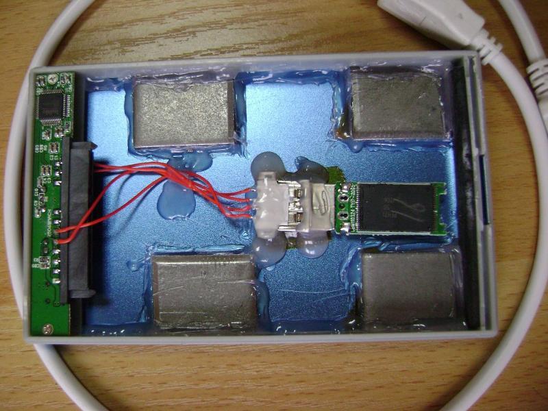 Как сделать жёсткий диск съемный 953