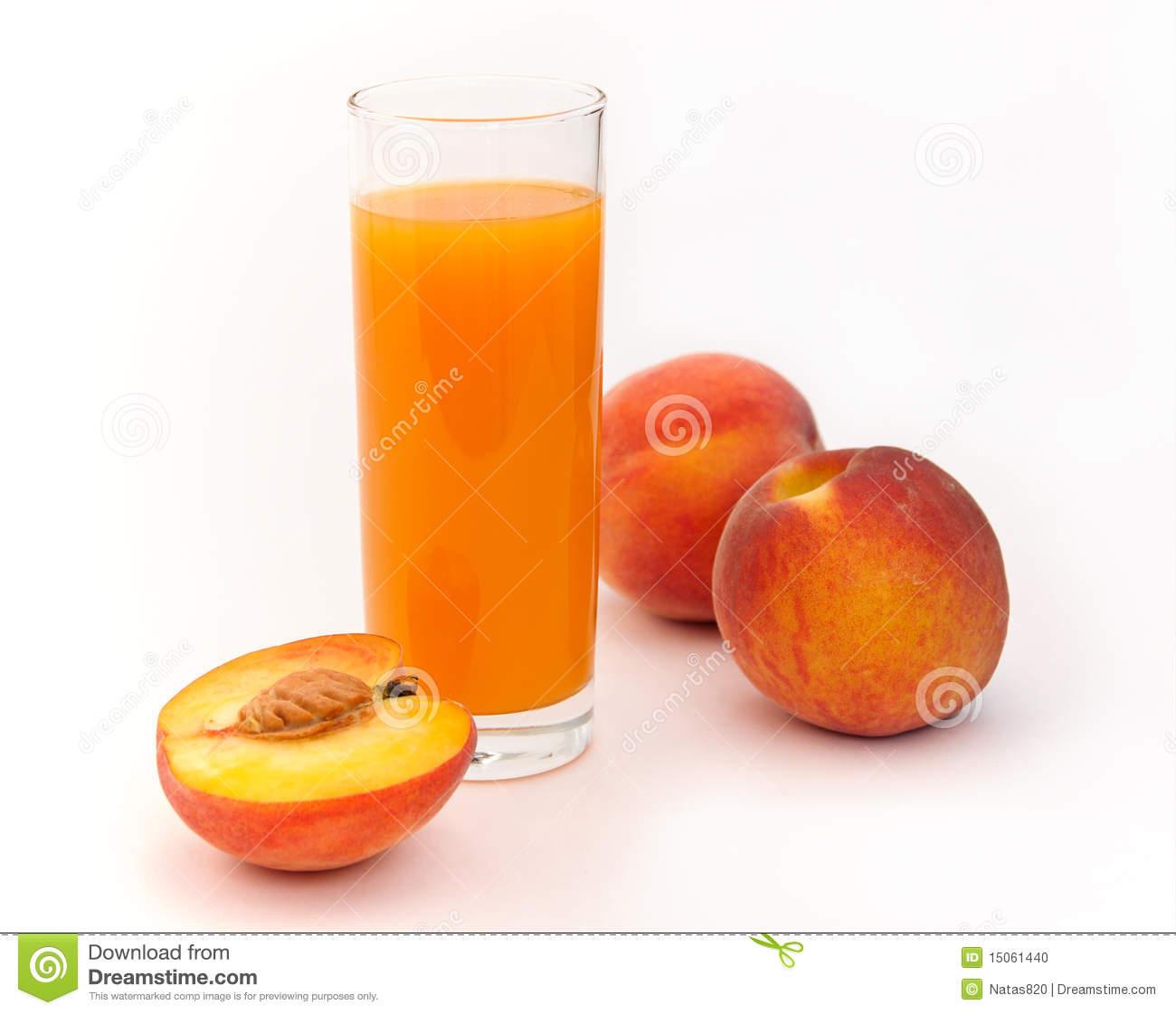 Как сделать в домашних условиях сок из персиков
