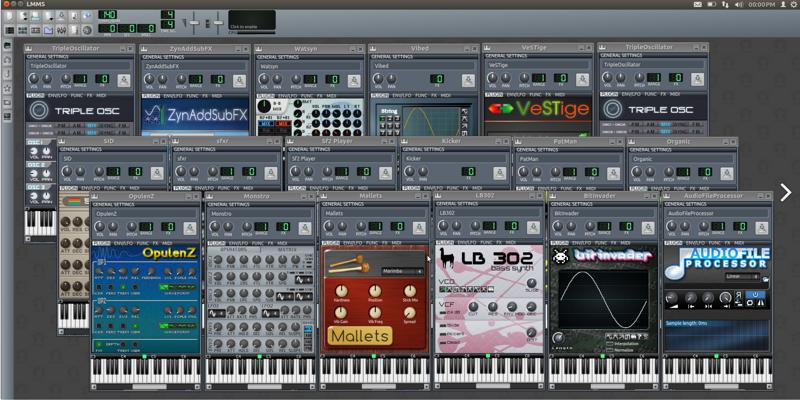 Ответы@Mail.Ru: Можно ли создать MIDI музыку без синтезатора в программе вроде трекера?
