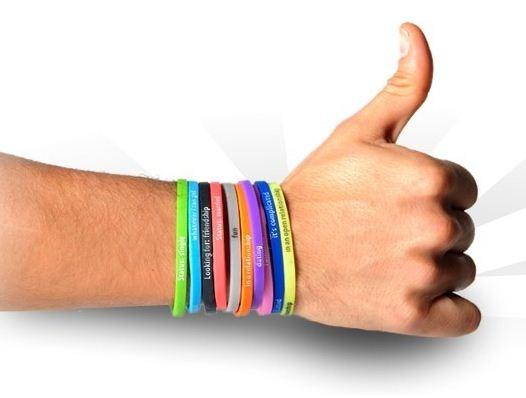 Резиновые браслеты на руку своими руками как называются 30
