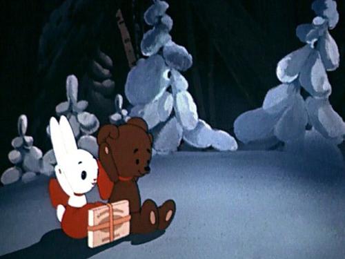 Советские мультфильмы про новый года