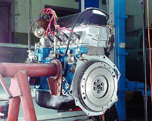 Перебрать двигатель ваз 2106