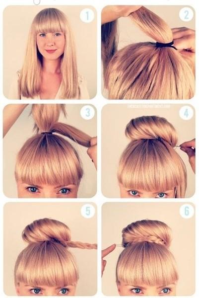 Как сделать самой красивое