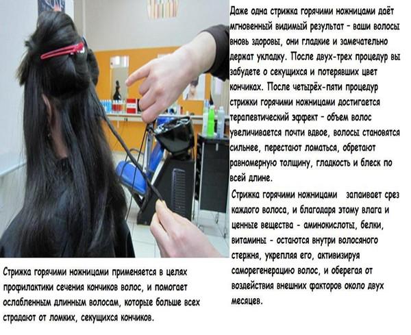 Как самой подстричь секущиеся кончики волос - Компания Экоглоб