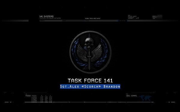 Task force 141 disavowed logo