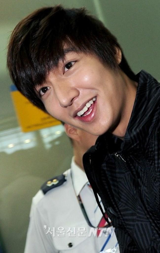 Корейские актёры без макияжа