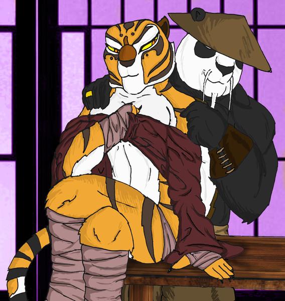 Kung Fu Panda 3 Western Animation  TV Tropes
