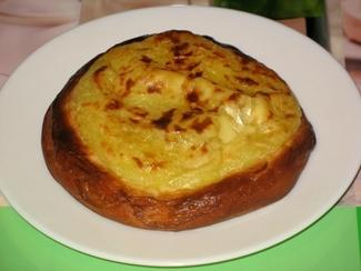Рецепт шанег с картофелем с фото