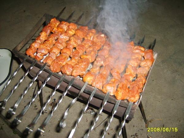 Как сделать правильно шашлык из баранины