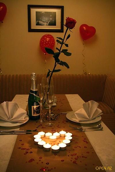 Романтический ужин для любимого в домашних условиях идеи фото