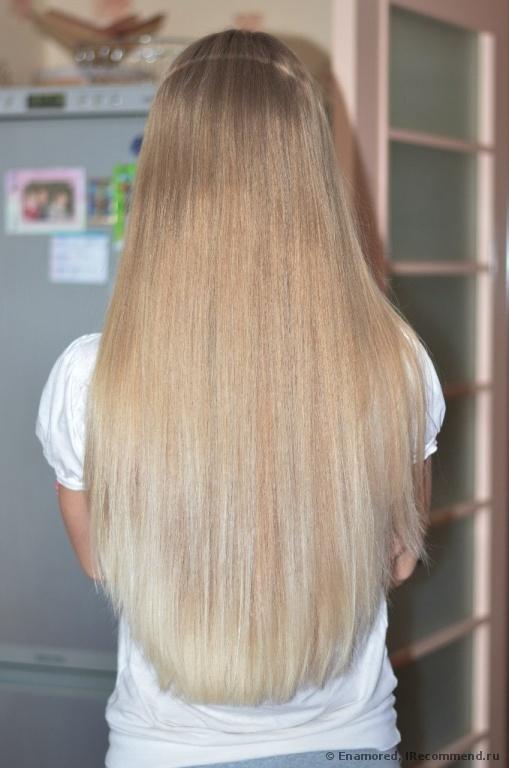 Иметь блонди с зади
