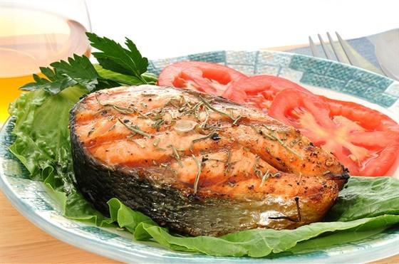 Рецепт филе красной рыбы запеченной в духовке