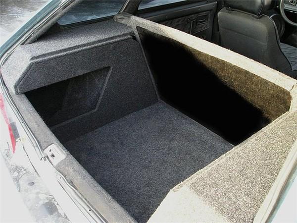 Багажника ваз 2109
