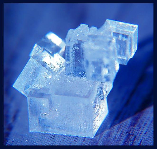 Как сделать минералы в домашних условиях