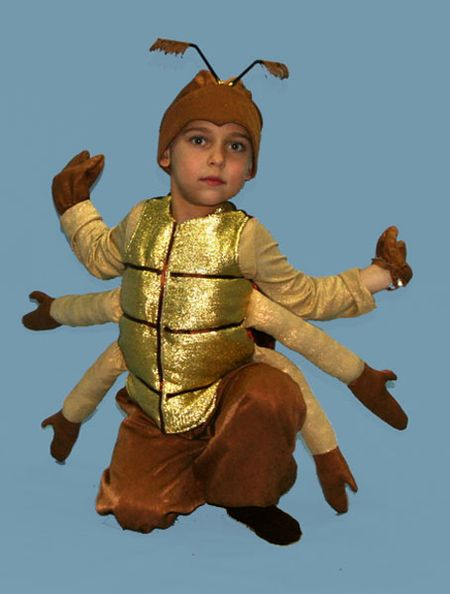 Костюм муравья для ребенка