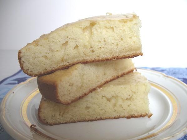 Пирог без начинки рецепт пошагово