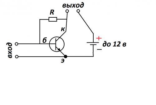 Простой усилитель на одном транзисторе своими руками
