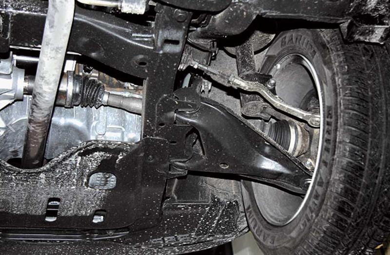 Ремонт рено логан своими руками передней подвески
