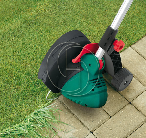 Триммер для травы электрический своими руками
