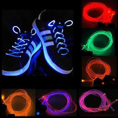 Ответы@Mail.Ru: Люди Как сделать светящиеся шнурки из подручный средств?