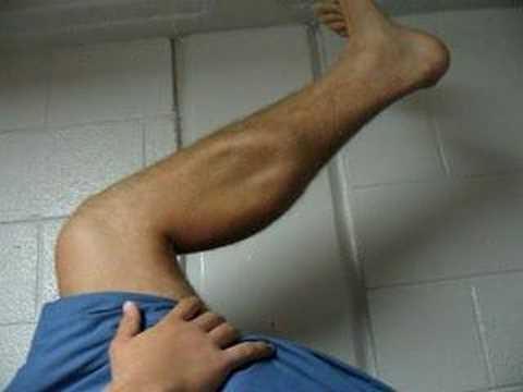 Почему судорога сводит ноги ночью