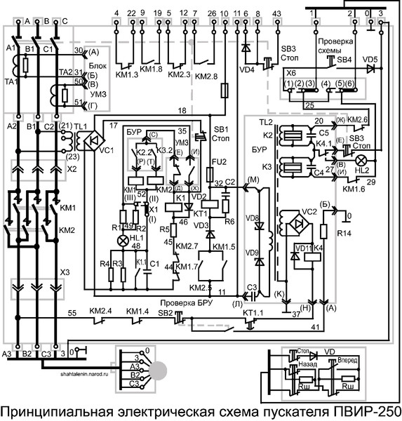 файл схемы alligator s-250