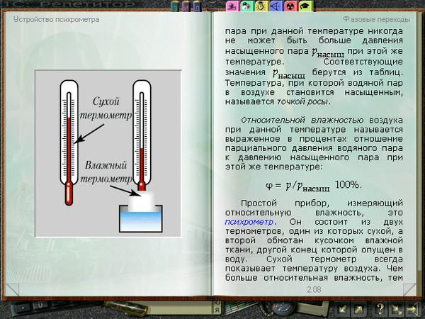 Как измерить влажность в квартире с помощью термометра