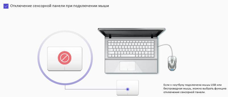 Почему на ноутбуке не работает сенсорная панель