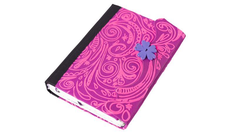 Как своими руками сделать дневник как у виолетты 79