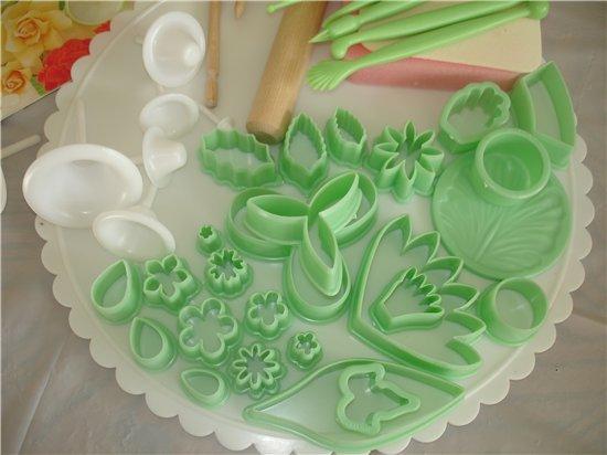 Как сделать мастику для торта в домашних