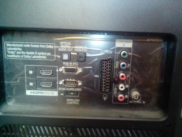 Как сделать так чтобы звук от компьютера к телевизору