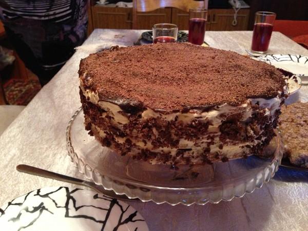 многом успеху подскажите рецепт вкусного тортика желании