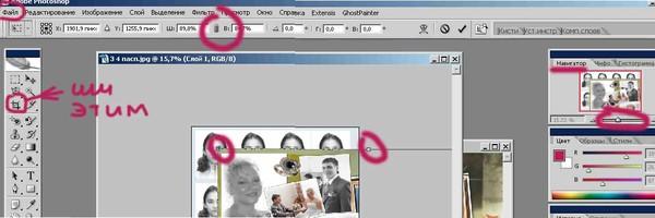 Ответы@Mail.Ru: Как сделать фото 3 на 4 см самостоятельно, при условии что есть цифровое фото?
