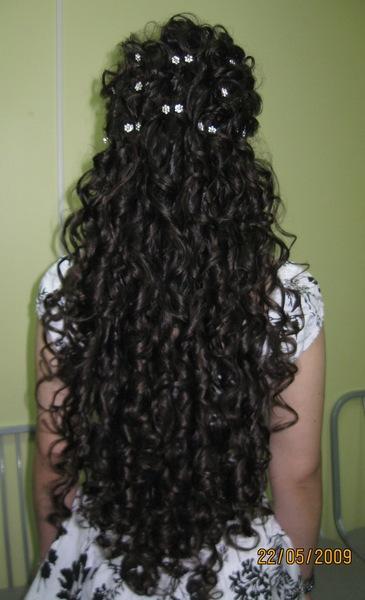 Как сделать волосы кудрявыми и на долго