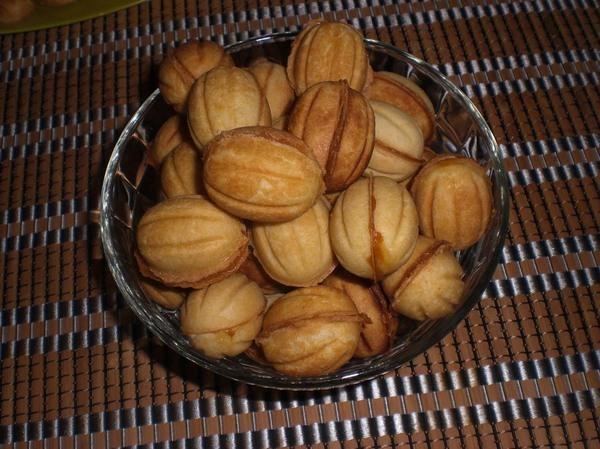 Как приготовить орешки в домашних условиях