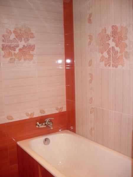Простой ремонт в ванной комнате