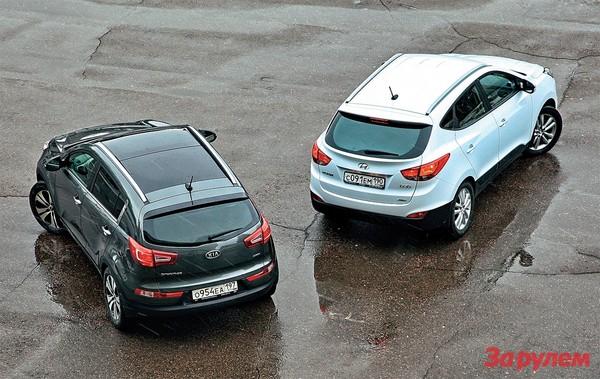 Хендай ix35 (Hyundai ix35): описание, цены, характеристики - купить новый автомобиль Хендай ix35 (дизельный) - АВИЛОН.