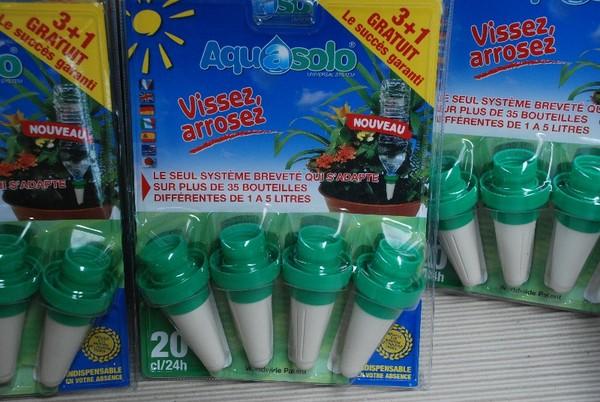 Автополив для комнатных растений из пластиковых бутылок