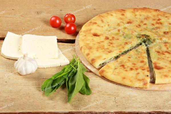 Пирог шпинат с сыром рецепты