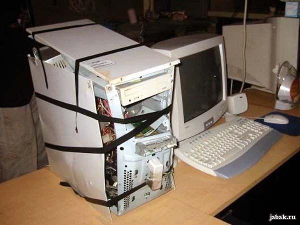 Как сделать из ноутбука монитор для системного блока