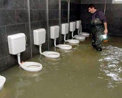Фото туалет один для мужчин и женщин
