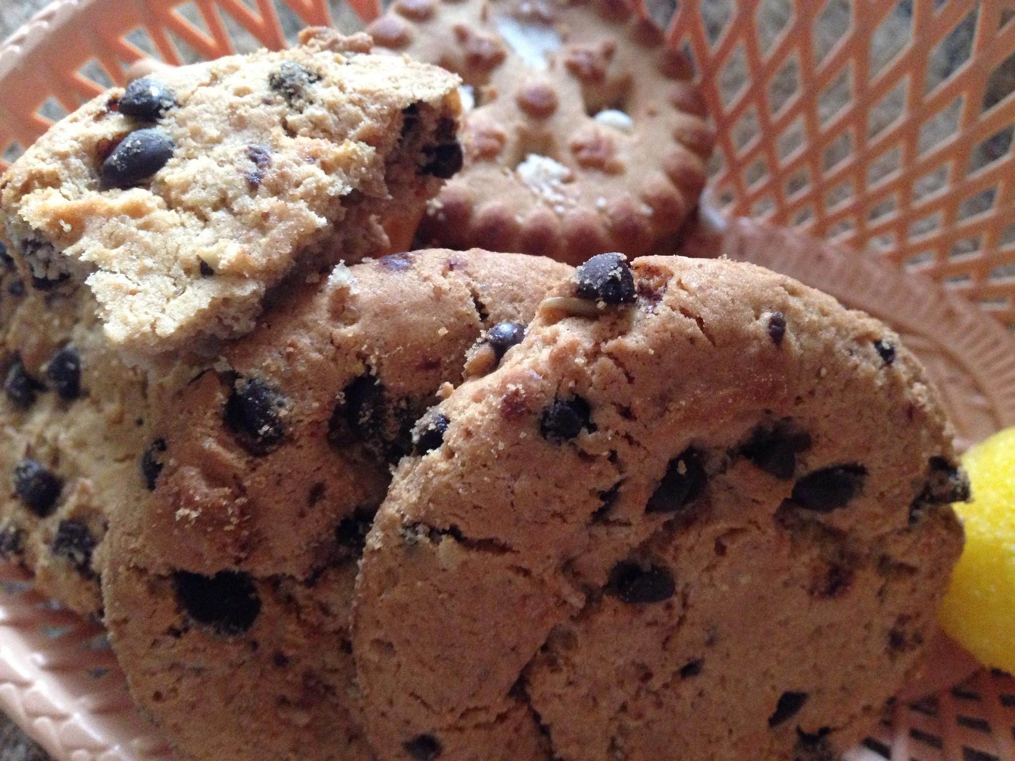 Как сделать печенье с кусочками шоколадом