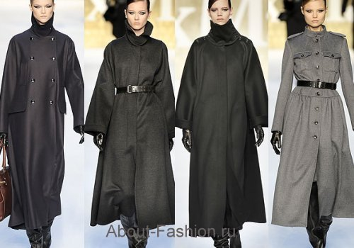 Самые модные пальто своими руками