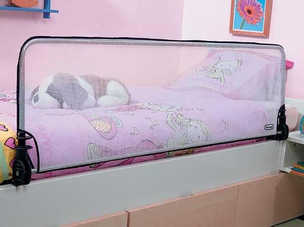 Ограждение на кровать для детей своими руками
