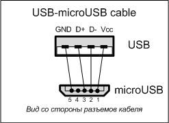 Usb micro usb кабель своими руками