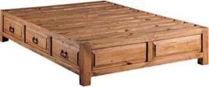 Кровать с ящиками из дерева своими руками чертежи