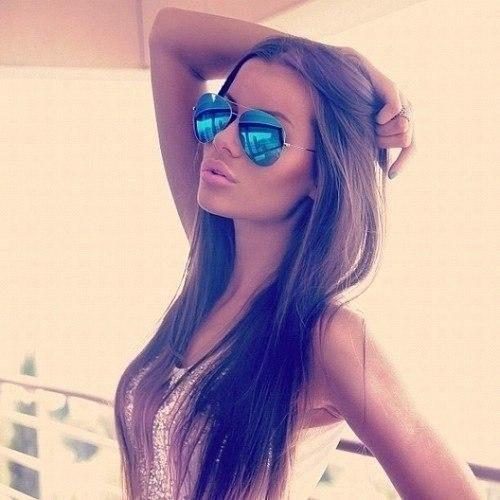 Фото девушек на аву в вк в очках